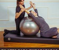 Pilates para embarazadas. Descubre los ejercicios que puedes realizar durante la gestación de tu bebé